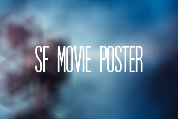 SF Movie Poster