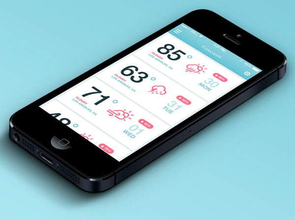 3-weather-mobile-apps