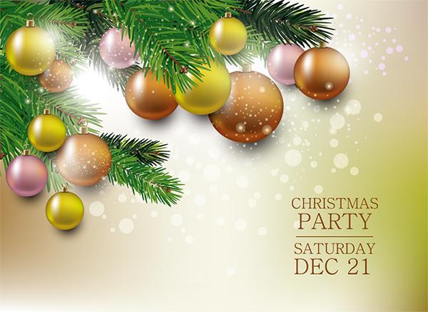 圣诞节吊球与松树枝二.jpg
