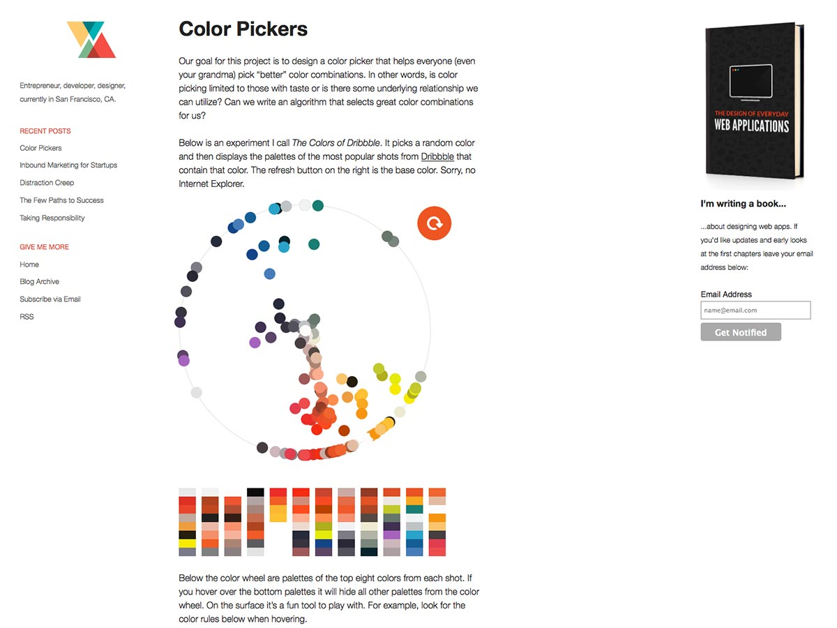 Color Pickers