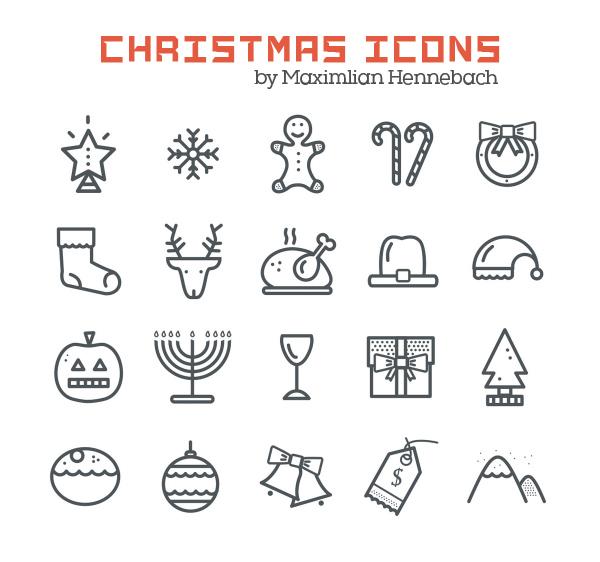 Christmas+Icons