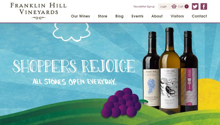 franklin hill vineyards pennsylvania